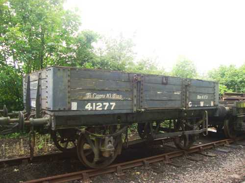 GWR  41277 Goods Wagon built 1890